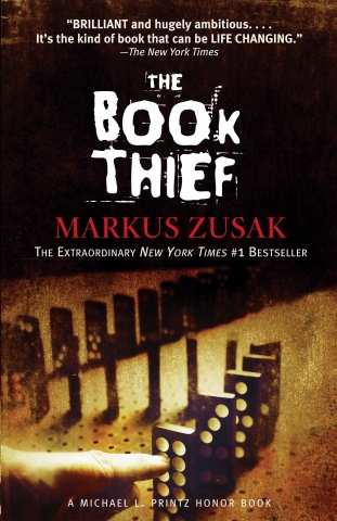 """Image of """"The Book Thief"""" book cover"""