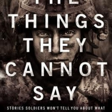 Things They Cannot Say book cover.