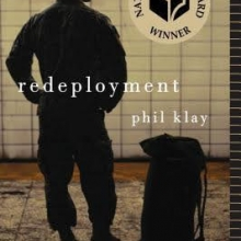 Redeployment book cover.