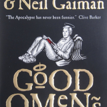 Cover of the book Good Omens