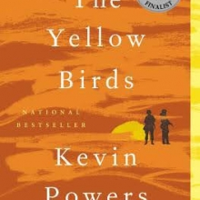 The Yellow Birds book cover.