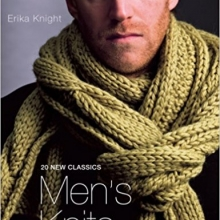 Cover for the book Men's Knits