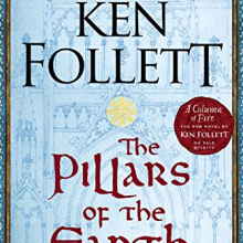 Cover image of the book Pillars of the Earth