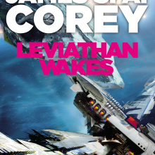 Cover of the book Leviathan Wakes