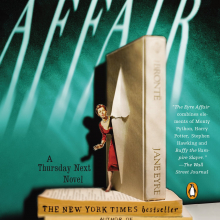Cover of the book The Eyre Affair
