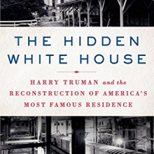 Cover image of the book The Hidden White House