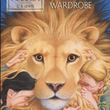 Cover for the book The Lion, The Witch and The Wardrobe