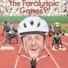 What Are The Paralympic Games? book cover.