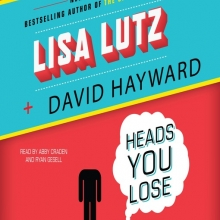 Heads you lose cover - a headless stick figure standing next to a stick figure head
