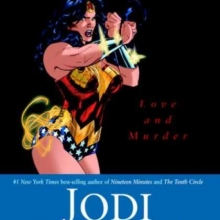 Wonder Woman: Love and Murder graphic novel cover