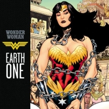 Wonder Woman, Earth 1, volume 1 graphic novel cover