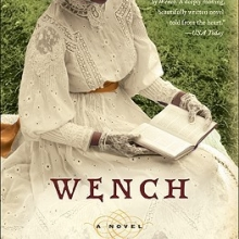 Wench book cover.