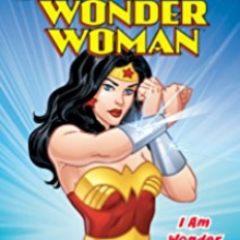 I Am Wonder Woman book cover