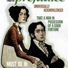 Pride and Prejudice graphic novel cover