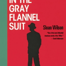 The Man In The Gray Flannel Suit book cover.