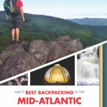 Backpacking Mid-Atlantic cover