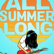 All Summer Long by Hope Larson