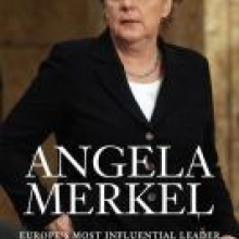 Angela Merkel by Matt Qvortrup