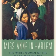 Miss Anne in Harlem cover
