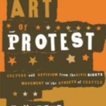Art of Protest Book Cover Image