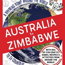 Cover image of Australia to Zimbabwe