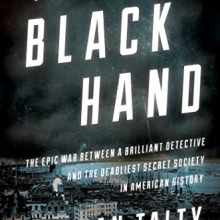 Book cover for The Black Hand