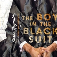 Boy in the Black Suit  by Jason Reynolds cover