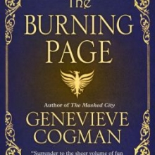 Burning Page cover