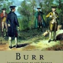 Burr by Gore Vidal cover