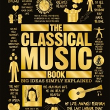 Book Cover of The Classic Music Book