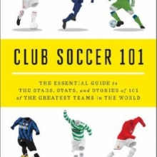 Club Soccer 101 by Luke Dempsey book cover