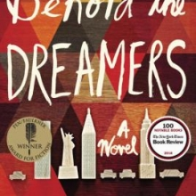 Image of Behold the Dreamers book cover