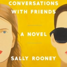 Image of Conversations With Friends book cover