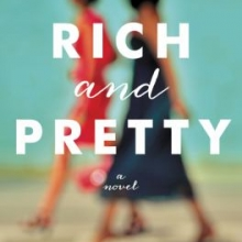 Image of Rich and Pretty book cover