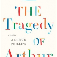 Image of the Tragedy of Arthur book cover