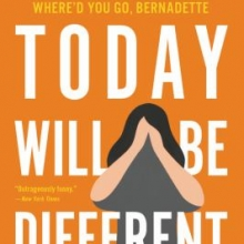 Image of Today Will be Different book cover