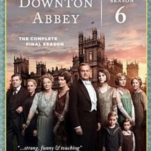 Downton Abbey s6 cover