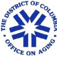 DC Office of Aging logo.