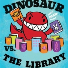 Dino vs the library