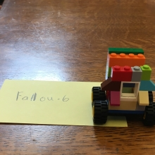 Falilou's Lego Creation June 14, 17