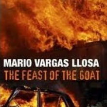 Feast of the goat by Mario Vargas Llosa cover
