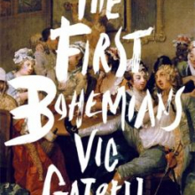 First Bohemians : life and art in London's golden age