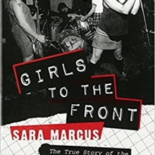 Cover for Girls to the Front