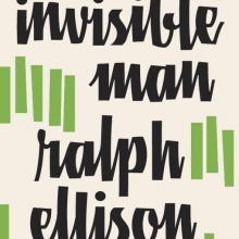 Invisible Man by Ralph Ellison cover