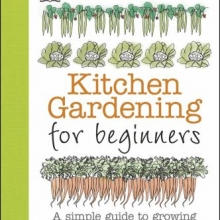 Kitchen Gardening for Beginners cover