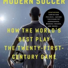 Book Cover of Masters of Modern Soccer