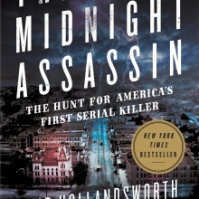 Book cover for The Midnight Assassin