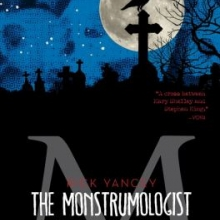 Monstrumologist Cover