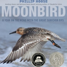 Moonbird: A Year on the Wind with the Great Survivor B95 by Phillip Hoose