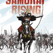 Samurai Rising by Pamela S. Turner and Gareth Hinds